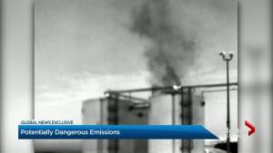 Potentially dangerous emissions from oil wells, tanks in Saskatchewan