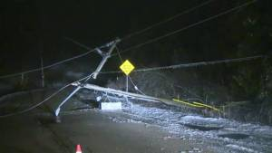 Thousands without power in aftermath of Ontario ice storm