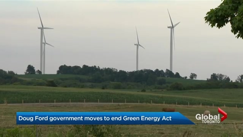 NDP asks auditor general to probe green energy contract cancellations in Ontario