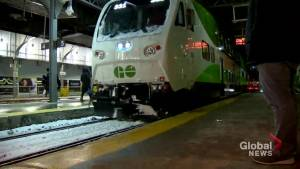 Extreme cold causes Go Transit delays