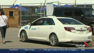 Several Calgary taxi companies dropping their rate starting Monday