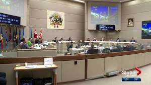 Calgary city council approves $60M in budget cuts (02:02)