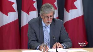 Privacy Commissioner Therrien tables findings in light of major data breaches