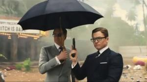 New Movies: The Kingsman: The Golden Circle, Stronger, Brad's Status
