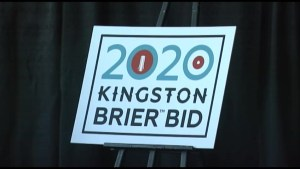 Kingston announces bid for 2020 Brier