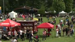 Thousands turn out to Rocky Point Park in Port Moody for Canada Day