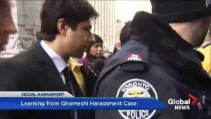 Sexual harassment: Learning from the Ghomeshi case