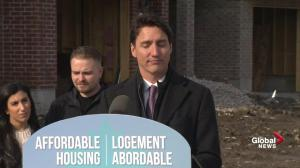 Trudeau says he 'respects' Celina Caesar-Chavannes' decision to leave caucus