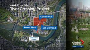 Business plan released for Edmonton's River Crossing