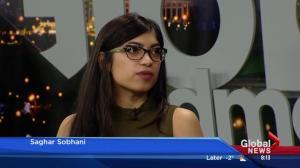 Edmonton university student born in Iran affected by Trump travel ban