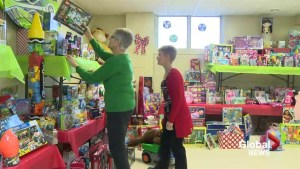 Moncton Headstart short on teen toys for toy drive
