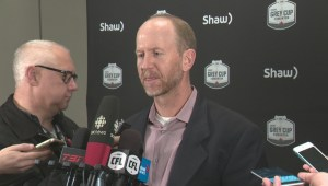 Dickenson on Stampeders not having played Redblacks in months