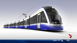 Bombardier awarded part of Valley Line LRT line contract