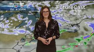 A look at your weekend weather (01:20)