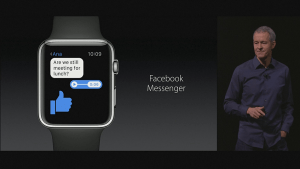 New apps and models unveiled for Apple Watch
