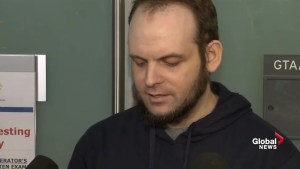 Joshua Boyle, family return to Canada after release from captivity in Afghanistan