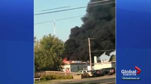 Fire breaks out at school in east-central Alberta