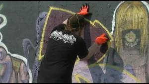 """On the Wall"" festival celebrates public street art"