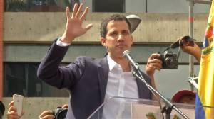 Venezuela's Guaido declares himself interim president, Maduro faces pressure