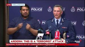 New Zealand Shooting: Suspects not on any security watch lists according to New Zealand Police