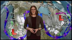 Cool but clear: Caley Bedore has your weekend weather update