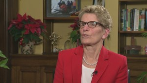Premier Wynne says budget deficit can be tackled