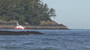 Ongoing search for three missing boaters in Tofino