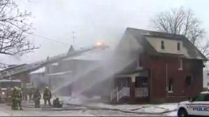2 children, 2 adults die in Ontario house fire