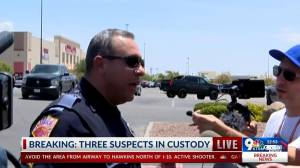 'Multiple fatalities': Police say 1 suspect in custody after shooting at mall in El Paso, TX