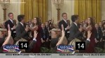 Video of Jim Acosta incident posted by White House Press Secretary contains extra frames