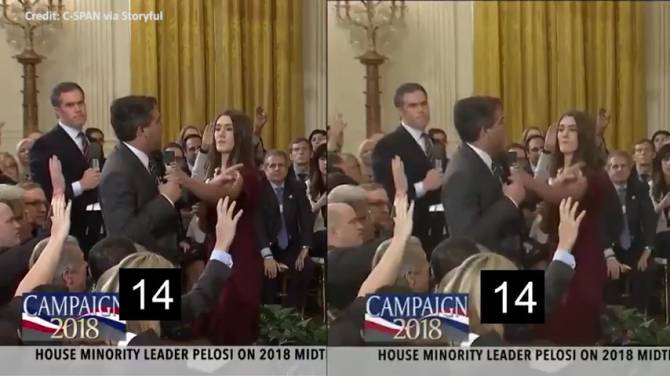 White House aide who took Jim Acosta's mic returns on SNL ...
