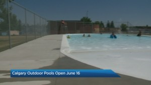 Calgary outdoor swimming pools open June 16