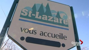 Saint-Lazare language debate