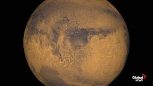 U of M astronomy instructor talks Mars