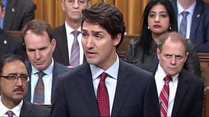 PM Trudeau condemns terrorist attack on Quebec City mosque in Parliament