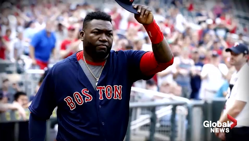 Wife says David Ortiz in good condition, out of intensive care