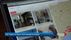 City of Toronto to address Airbnb, short-term rentals