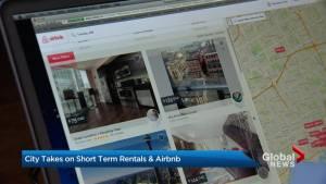 City of Toronto to address Airbnb, short-term rentals