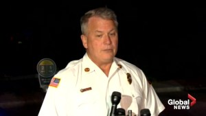 Fires and explosions in Massachusetts 'looked like Armageddon' says Andover Fire Chief