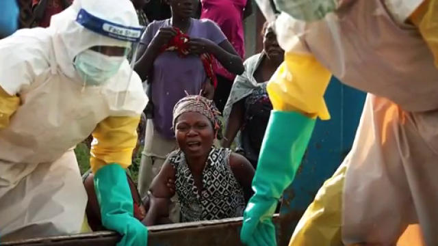 In The Congo City Of Goma, Ebola Case Got Confirmed