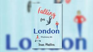 Sean Mallen authors memoirs of his time as a foreign correspondent in London