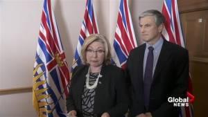 Liberal MLA Mary Polak makes sworn declaration about on-going investigation at B.C. legislature