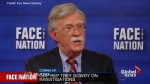 U.S. not 'starry-eyed' about North Korean promises on nuclear program: Bolton