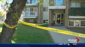 Homicide detectives investigating woman's death in west Edmonton apartment