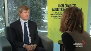 Patrick Kennedy weighs in on marijuana legalization in Canada