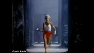 "Super Bowl classic commercial:  Apple ""1984"" Macintosh"
