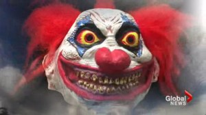 Scary clown prank leads to charges in Oshawa, Ont.