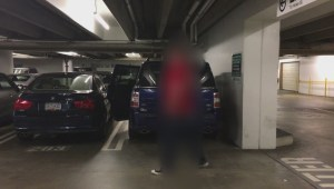 Children left alone in Vancouver parkade