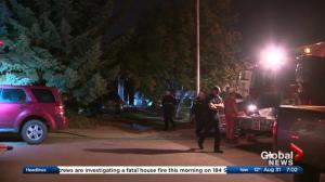 Man dies in west Edmonton House Fire