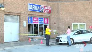 Blaze at west-end Halifax barber shop deemed suspicious